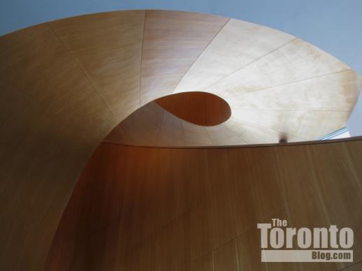 Art Gallery of Ontario Baroque Stair