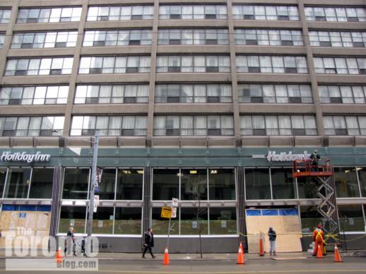 Holiday Inn Downtown Centre Carlton Street