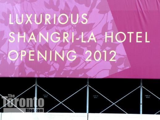 Living Shangri-la Toronto