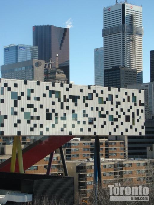 OCAD building