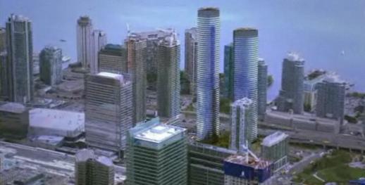 ICE condo towers