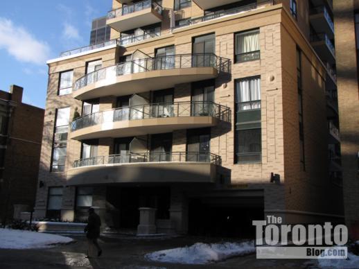 Bloor Street Neighbourhood condo