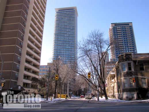 Charles Street Toronto