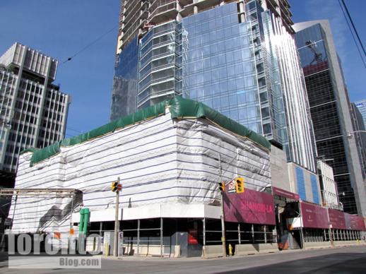 Living Shangri-la Toronto condo hotel tower