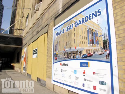 Maple Leaf Gardens revitalization