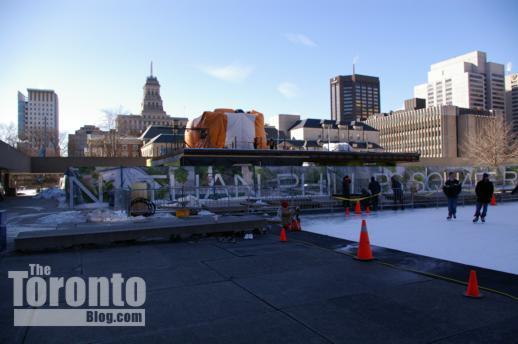 Nathan Phillips Square revitalization