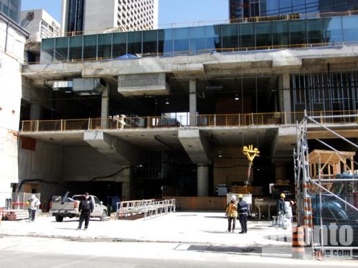 Living Shangri-la Toronto hotel condo tower