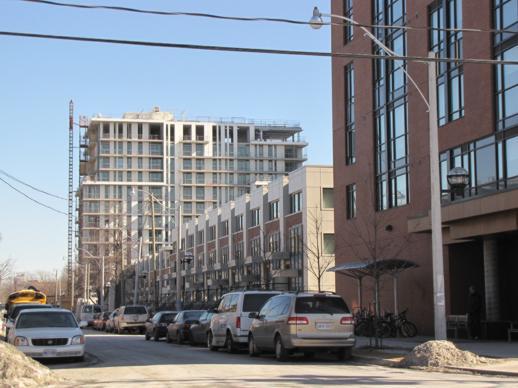 Regent Park revitalization