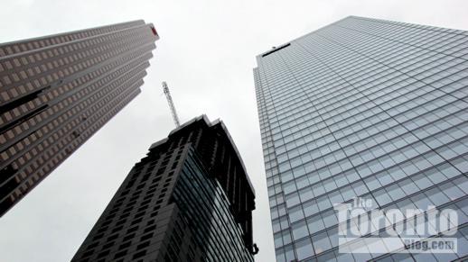 Scotia Plaza Toronto Trump Tower and Bay Adelaide Centre