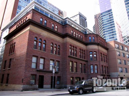 11 St Joseph Street condominium building