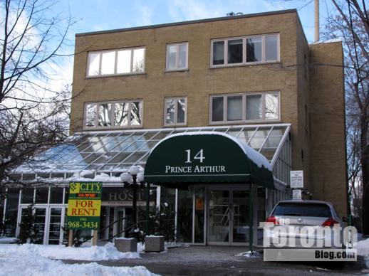 14 Prince Arthur Avenue