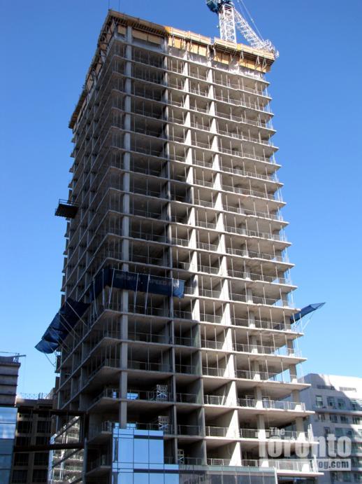 Four Seasons East Residence tower
