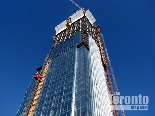 Four Seasons Hotel & Residences Toronto West Residence tower