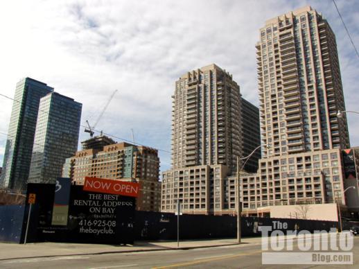 11 Wellesley Street potential city park site