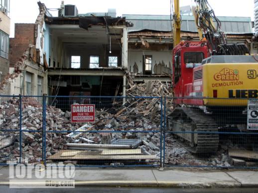 Nicholas Residences condo construction site
