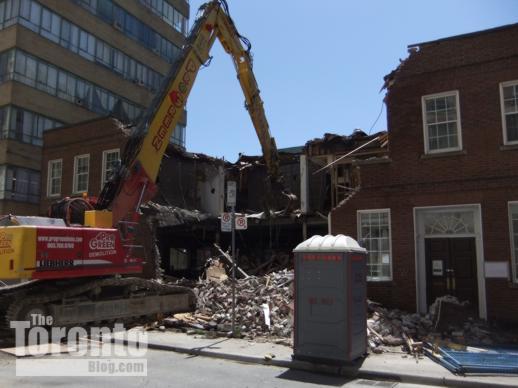 Nicholas Residences condo tower construction site