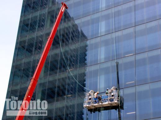 PwC office tower at 18 York Street Toronto