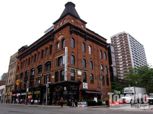 Gloucester Mews at 2 Gloucester Street Toronto