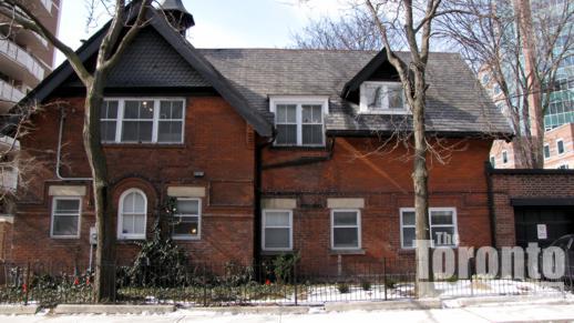119 Isabella Street Toronto coach house