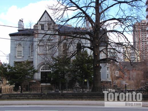 571 Jarvis Street Toronto mansion