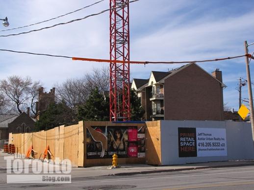 Trinity Lofts condos Toronto