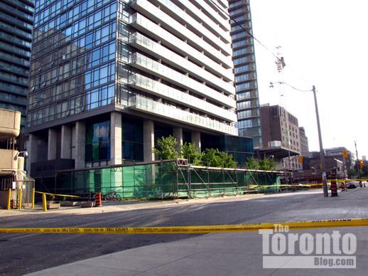 Grosvenor Street Toronto