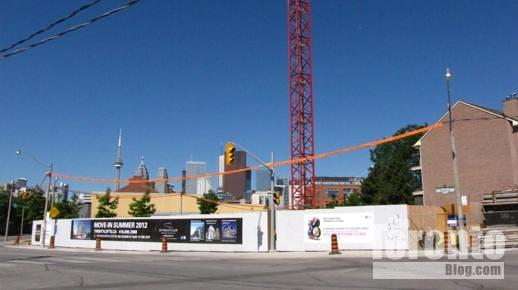 Trinity Lofts condo Toronto