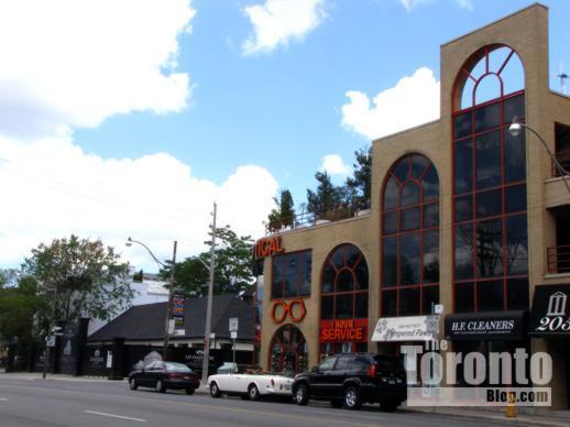Davenport Road near Hazelton Avenue Toronto