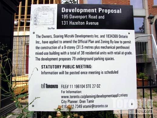 133 Hazelton Residences Toronto