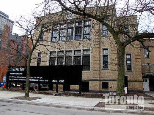 36 Hazelton Avenue