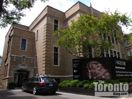 36 Hazelton Avenue Toronto