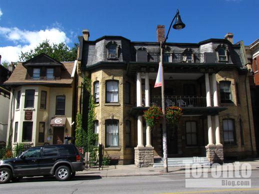 584 and 592 Church Street Toronto