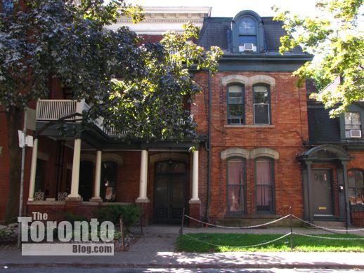 71 and 69 Gloucester Street Toronto