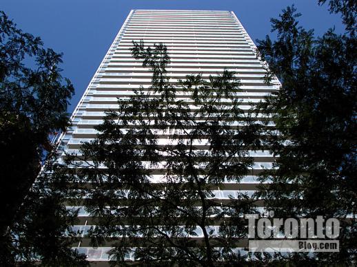 Murano Condos Toronto south tower