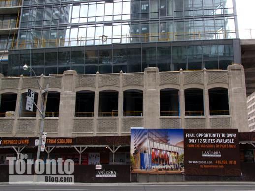 Burano Condos on Bay Street Toronto