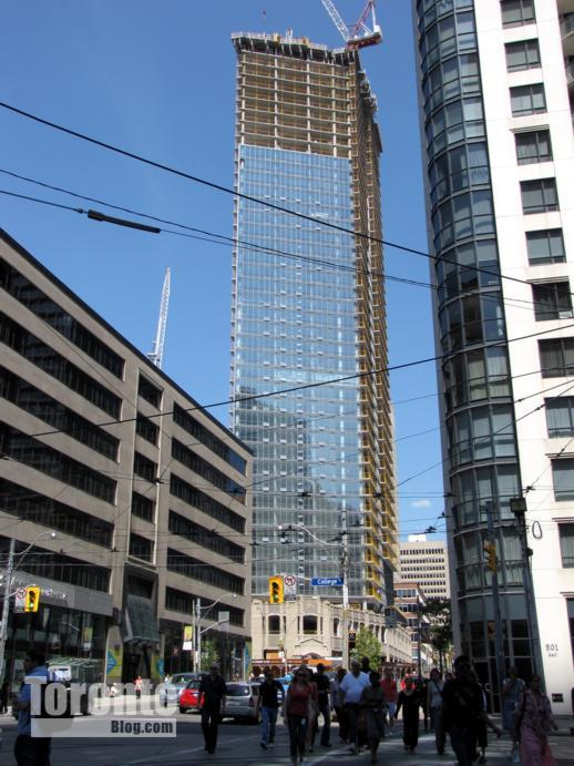 Burano condo tower Toronto