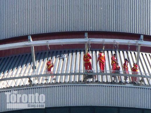 CN Tower EdgeWalk thrillseekers