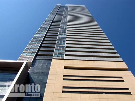 Festival Tower condo highrise Toronto