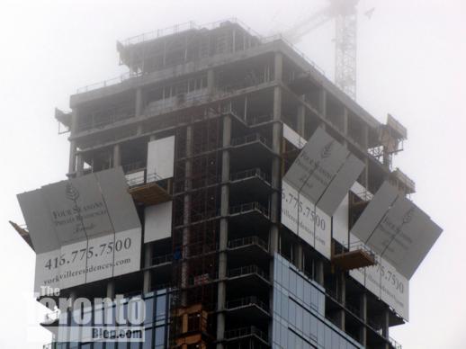Four Seasons Hotel + Private Residences Toronto penthouse