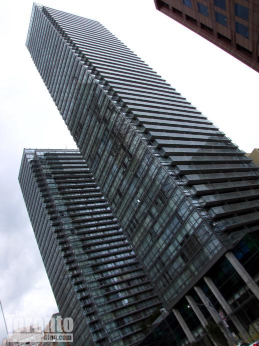 Murano condo towers Toronto