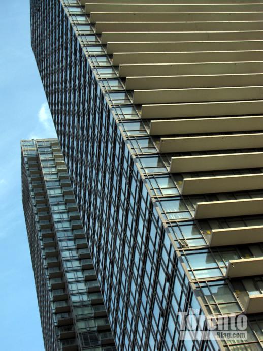 Murano north and south condo towers Toronto