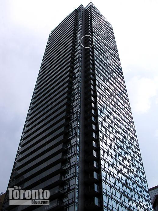 Murano condo tower Toronto