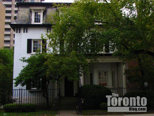 Odette House 81 Wellesley Street East Toronto