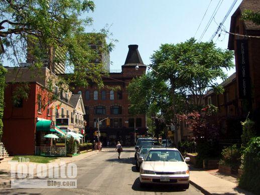 Irwin Avenue Toronto