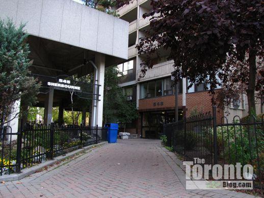 545 Sherbourne Street Toronto