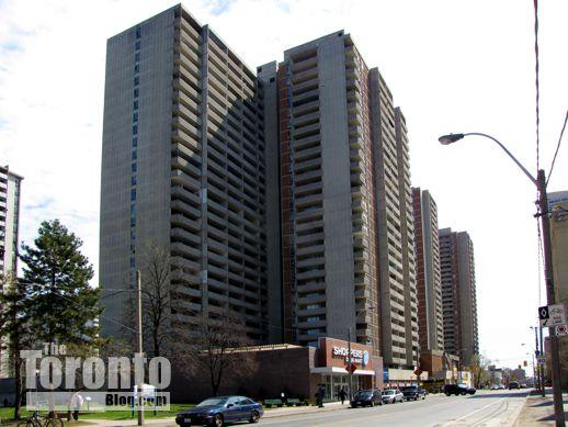 545-565 Sherbourne Street Toronto