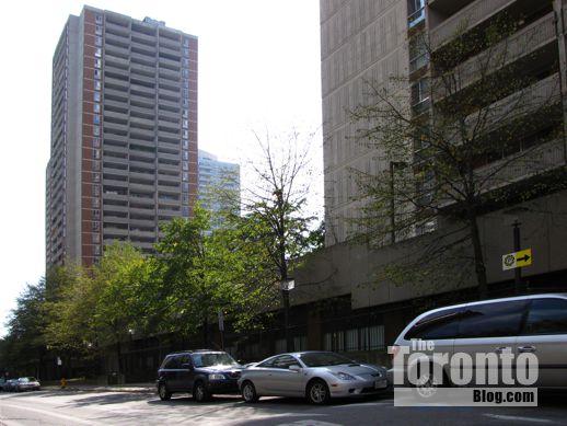 555-565 Sherbourne Street  Toronto