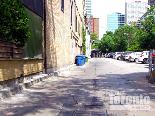 Gloucester Lane Toronto