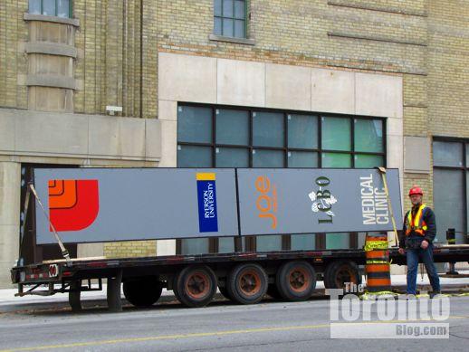 Maple Leaf Gardens Loblaws store Toronto