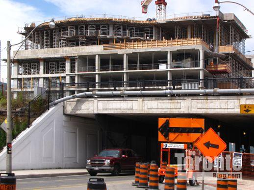 Market Wharf condos Toronto